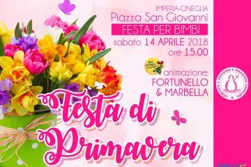 la prima Festa di Primavera organizzata dal Comitato San Giovanni